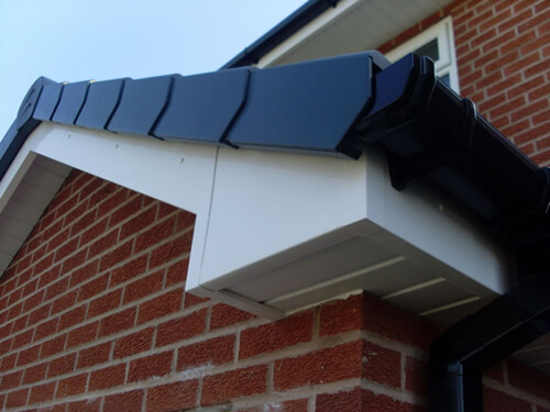 Fascia and soffit installers in Amble